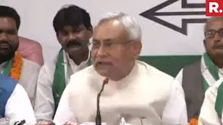 BJP Pressurized Me To Contest Polls - Nitish Kumar thumbnail