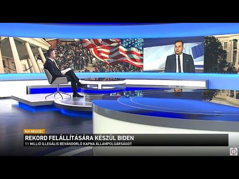 Rekord felállítására készül Biden thumbnail