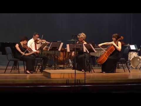Wits Music composition students: string quartets