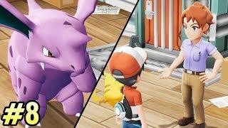🤨 UN POKEMON HUMANO 🤨 (Fetiches raros 😨) 💥 Pokémon Let's Go #8