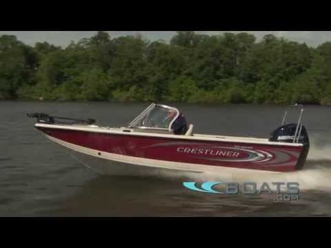 Crestliner 1850 Sport Fish Boat Review / Performance Test