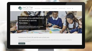 Introducing the new NCETM website