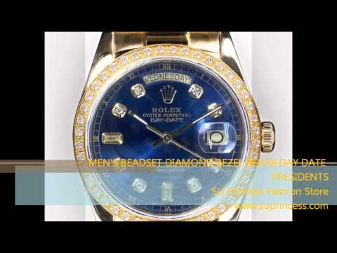 Rolex Day Date Diamond Dial Price