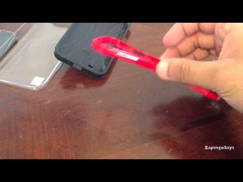 Spigen Neo Hybrid for Galaxy S4 unboxing