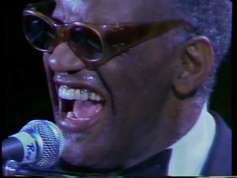 RAY CHARLES I Cant Stop Loving You