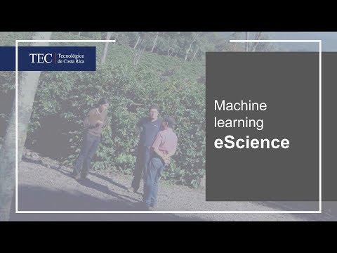eScience - Machine learning