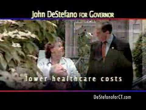 "John DeStefano ""Change"" Ad"