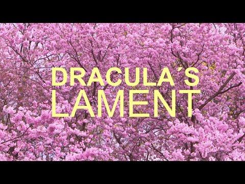 Dracula´s lament with lyrics