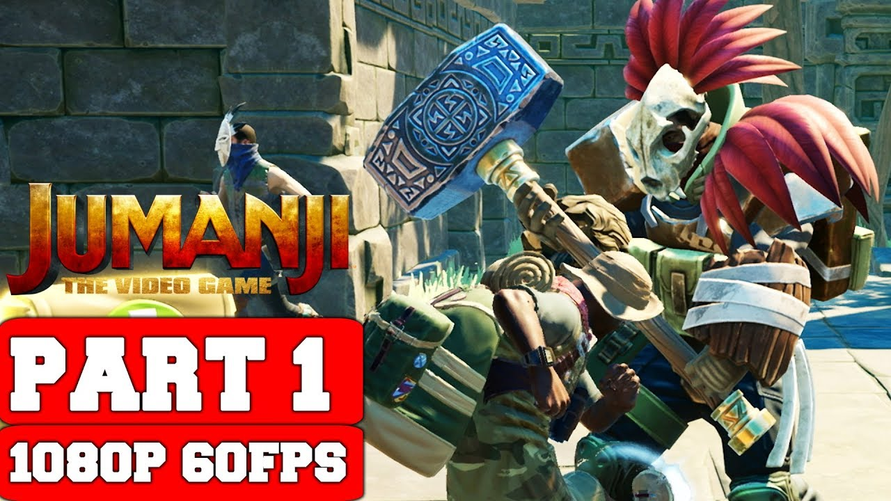 Download JUMANJI: The Video Game - Gameplay Walkthrough Part 1 - Prologue - No Commentary (PC)