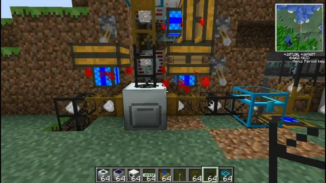 Macerator Minecraft Tekkit Bruin Blog
