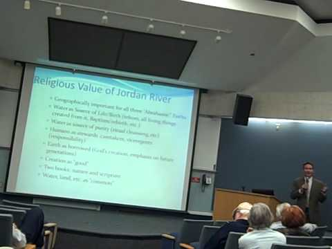 Religion, Conflict, and the Dying Jordan River - Whitney Bauman