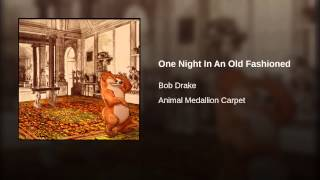One Night In An Old Fashioned