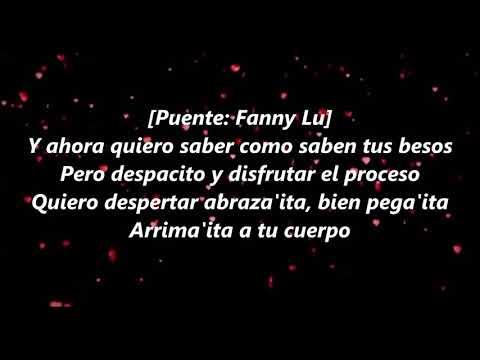 Fanny Lu Ft. Noriel - Romper El Hielo letra