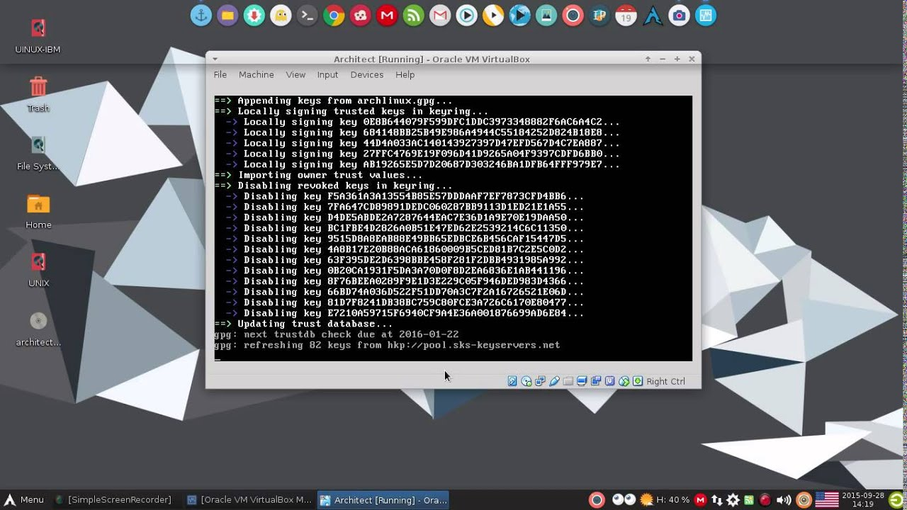 Installing architect linux youtube for Architecture 3d linux