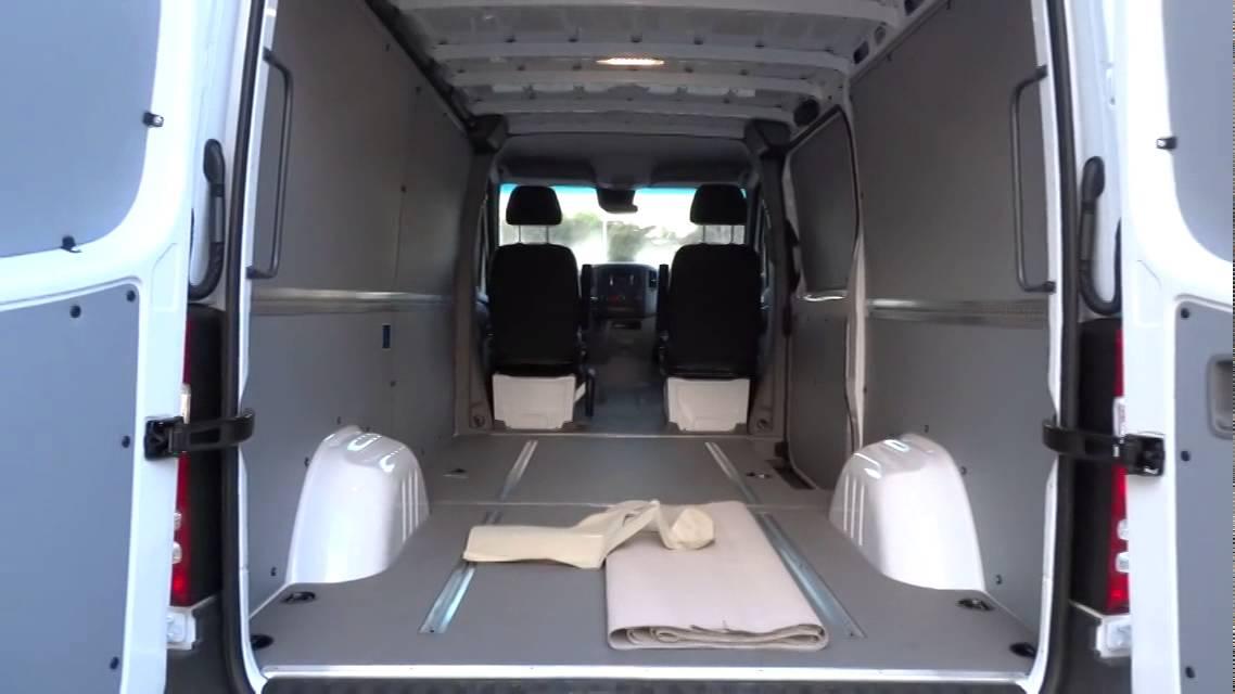 2015 Mercedes Benz Sprinter Cargo Vans Pleasanton Walnut