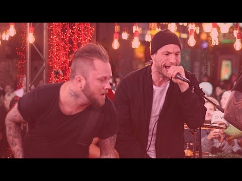 Raised Fist - Man & Earth (Live @ Musikhjälpen 2015)
