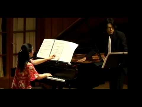Wang Jie, GAME FOR TWO for two pianos - II