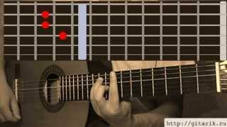 Smoke On The Water guitar lesson