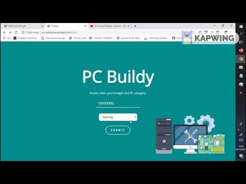 Tim Dimas Aditya Faiz - PC-Buildy