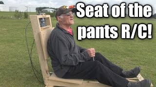 Repeat youtube video After FPV?  Seat of the pants RC plane flying