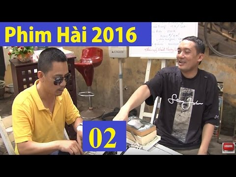 Râu ơi Vểnh Ra Tập 2 Phim Hài 2016 Mới Hay Nhất