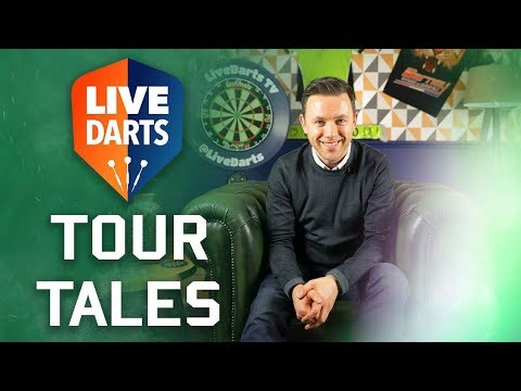 Live Darts TV Tour Tales - Paul Nicholson