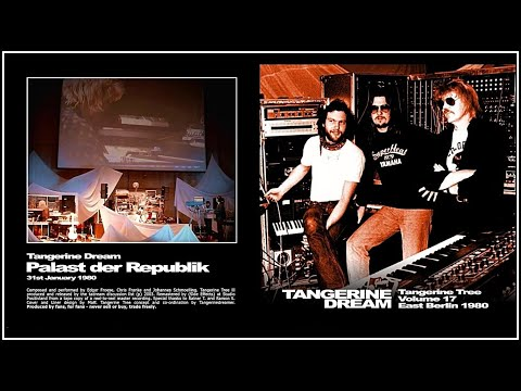Tangerine Dream - East Berlin 1980