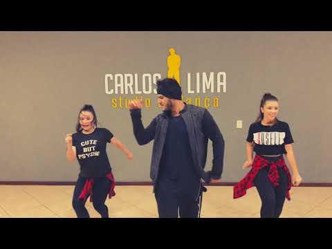 Ozuna & Anitta - Muito Calor  ZUMBA® -Coreografia - Carlos Lima
