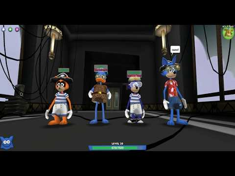 Toontown: Corporate Clash - Barnacle Boatyard (Final Boss - Director Of Land Acquisition)