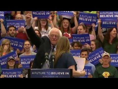 Jane Sanders on the future of her husband