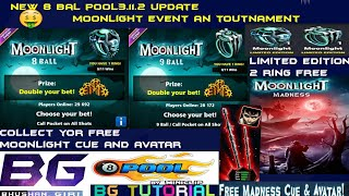 🌙Moonlight New Room !Free Cue!😵 🎱8Ball Pool!Getting Ring!Latest Version 3.11.2