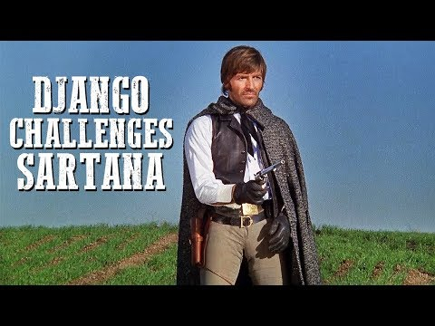 Django vs Sartana | WESTERN MOVIE FOR FREE | English | Full Length Western Film | English