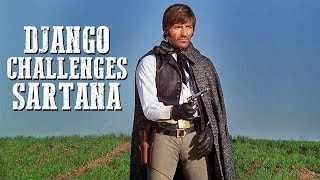 Django vs Sartana | WESTERN MOVIE FOR FREE | English | Full Length Western Film | English