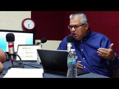 ENTREVISTA DE RADIO - -AVIVAMIENTO EN LAREDO USA-3