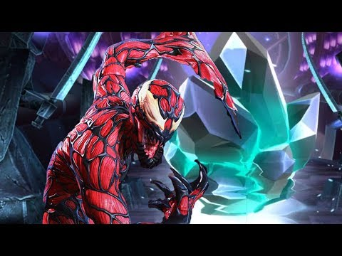 Carnage Calendar Crystal! | MARVEL: Spidey (Contest of Champions)