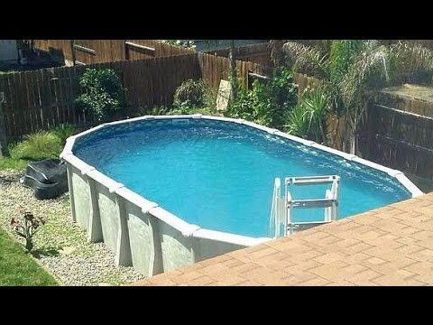 Used Above Ground Swimming Pool Walk-Thru | How To Buy One Pt. 2