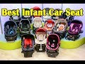 Top 3 Best Infant Car Seats In 2019