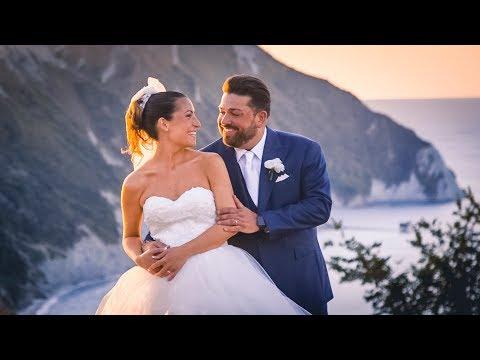 Wedding Story -  Villa Carlo Boccolini - Sirolo - Roberta E Marco