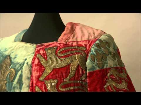 Edwin Booth's Tunic from Shakespeare's Richard III