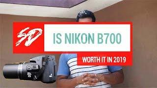 Is Nikon B700 worth it in 2019?