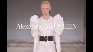 Alexander McQueen SS20 Runway Show Highlights