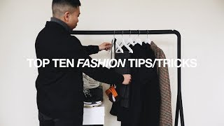 TOP 10 Tips / Tricks To Make Any Outfit Look Good