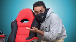 Mika Gaming Chair in India under 10K rupees / 150 USD - Super Happy :)