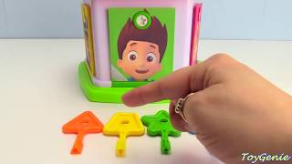 Paw Patrol Chase, Marshall, Skye Learn Colors and Counting with Lock and Key
