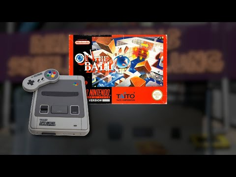 Gameplay : On the Ball [SNES]