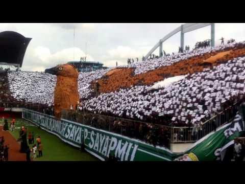 BCS - SAMPAI KAU BISA BEFORE MATCH PSS v PERSIPURA || PRESIDEN CUP 2017