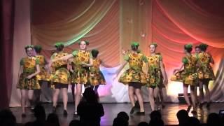 Вологодская обл, г. Тотьма, образцовый танцевальный коллектив