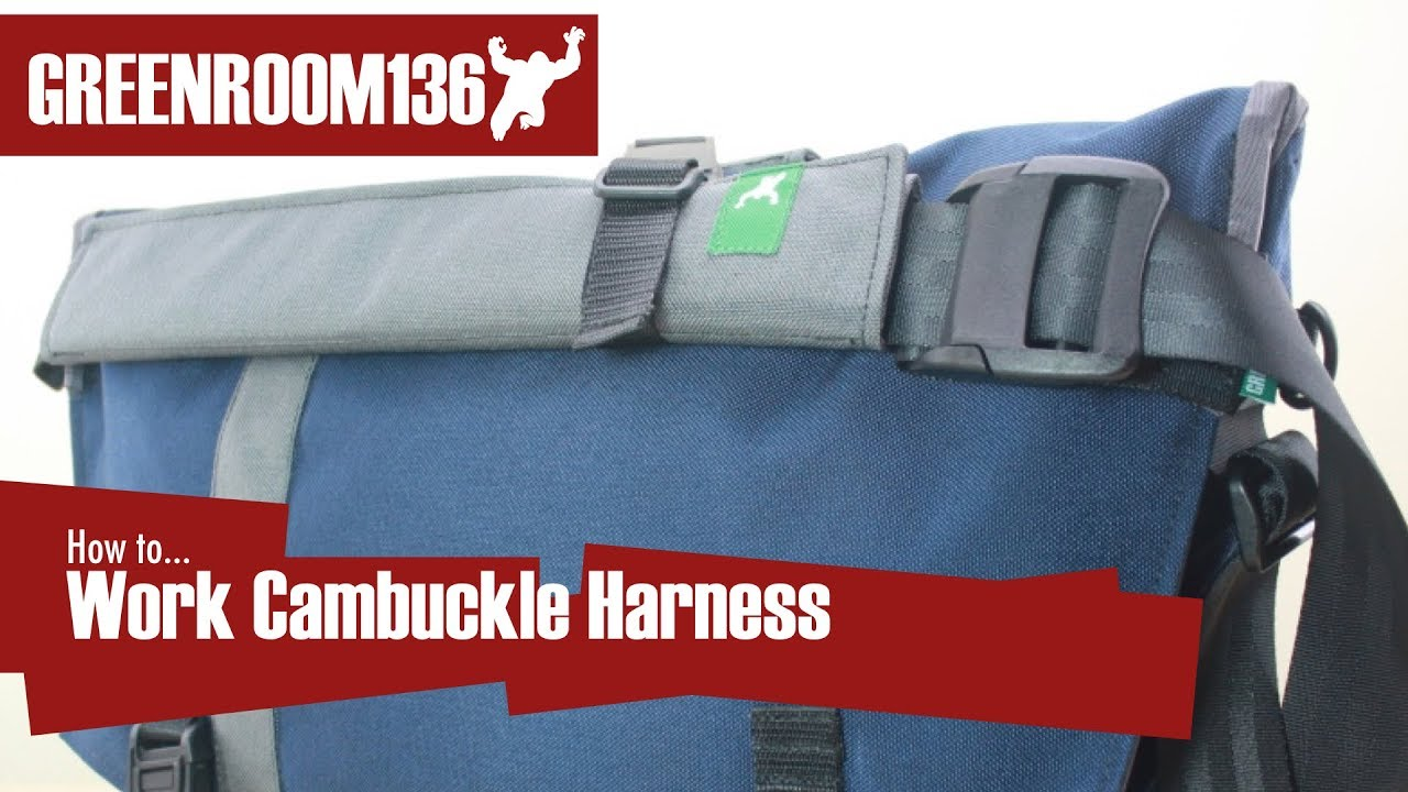 How to... work the Cambuckle Harness.