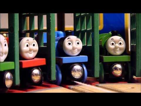 MTs TF Videos Thomas Birthday Surprise