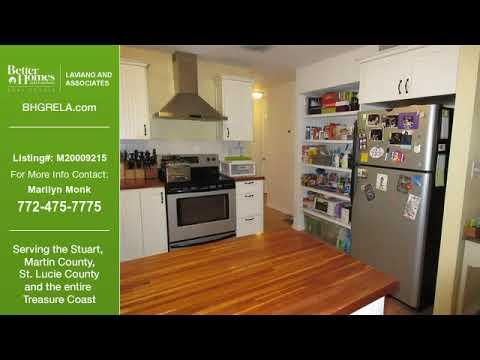 Jensen Beach Real Estate Home for Sale. $225,000 2bd/2ba. - Marilyn Monk of bhgrela.com
